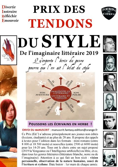 Flyer Les Tendons du style (1)