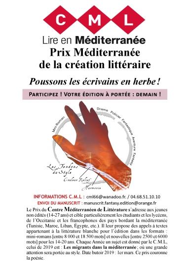 Occitanie création litteraire poésie
