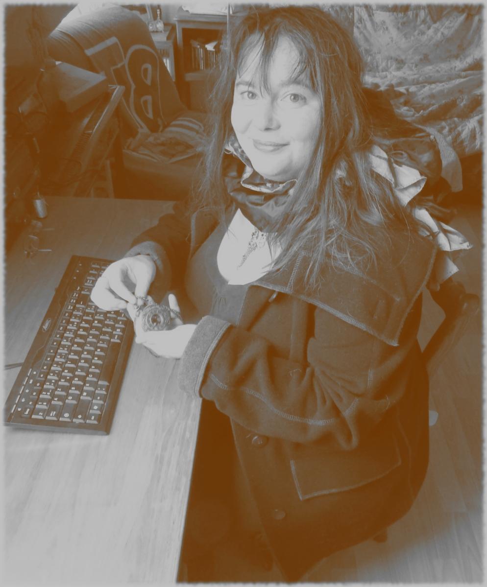 Flash Auteur 15 - Louise Morens